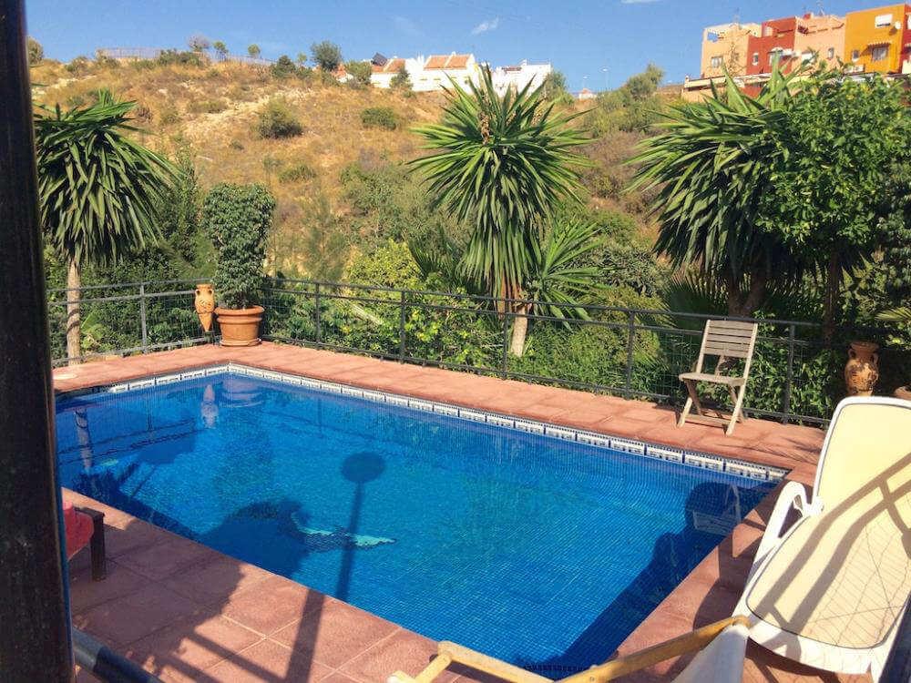 Gemütliches Landhaus im Zentrum von Marbella