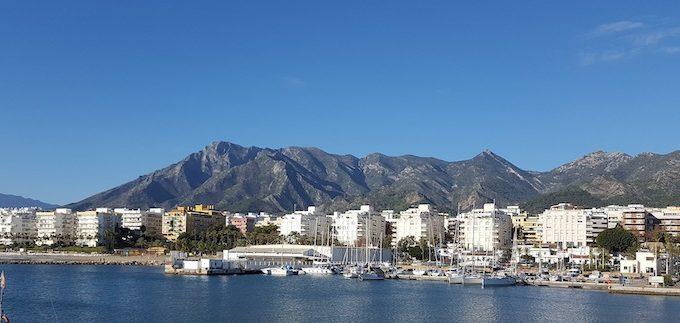 Haus in Spanien kaufen oder mieten - Hafen Marbella
