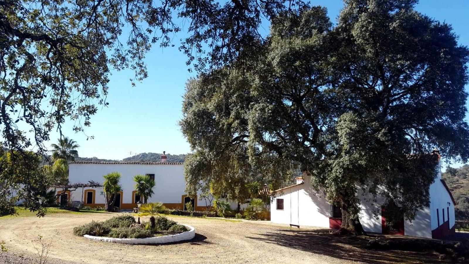 40 Hektar grosse Finca mit aktivem Tourismusbetrieb